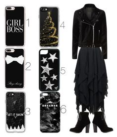"""""""💄💄😘"""" by anisiabt on Polyvore featuring beauty, Casetify, Mr. Gugu & Miss Go, Loewe, Paige Denim and Charlotte Russe"""