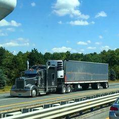 Big Rig Trucks, Semi Trucks, Cool Trucks, Custom Big Rigs, Custom Trucks, Kenworth Trucks, Peterbilt, Model Truck Kits, Truck Paint