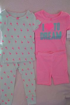 Sweaters Carters Girls Cardingan Sweater Clothing, Shoes & Accessories Light Pink Size 4t