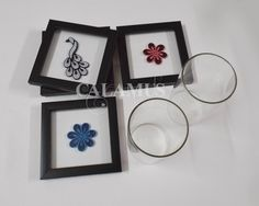 paper quilling- coaster 02 Paper Quilling, Innovation, Coasters, Paper Crafts, Random, Frame, Creative, Design, Decor