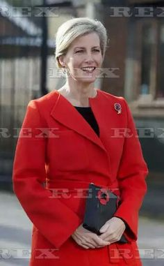 Sophie Countess of Wessex opens a new playground, Wokingham, UK - 10 Nov 2016 Sophie Countess of Wessex during her visit to Waverley Preparatory School and Nursery 10 Nov 2016