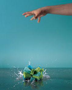 Summer Crafts (Sponge Ball Pictured)