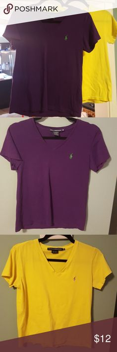 a063ed70c6 2 Ralph Lauren Sport Shirts Great condition shirts perfect for this spring  and summer. Both