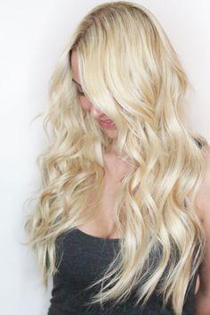 Buttery blonde dkwstyling.com