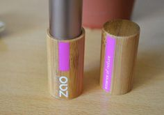 Our refillable packaging is innovative and modern, yet classy and natural. www.ZAOorganicmakeup.com