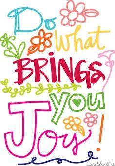 Tedd azt, amitől boldog leszel! Így kell élni :)