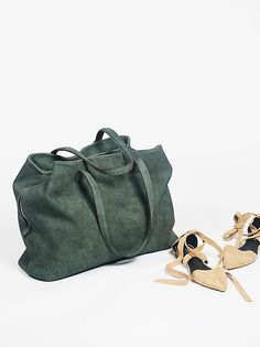 Triple Pocket Slouchy Tote from Free People!