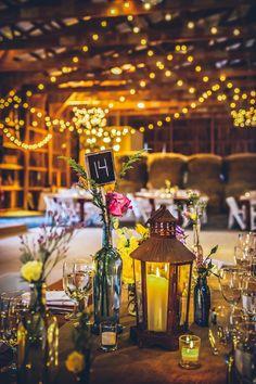 Lavish Barn Wedding