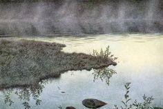 Иллюстрации и рисунки Теодора Киттельсена