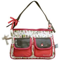 Red Riding Hood Handbag from Disaster Designs Birthday pressie coming up