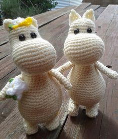 Ravelry: LindaDavie's The Moomin Family