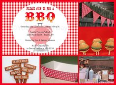 BBQ Party ideas • Your Blissful Day