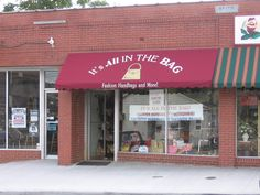 All About Awnings Hendersonville, NC 828-216-8118