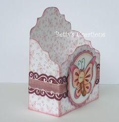 Bettys-creations: Anleitung Präsentbox