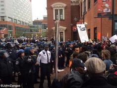 Happening Now: Protesters confront hundreds of police in riot gear Baltimore Riots, Baltimore Police, Baltimore Maryland, Ferguson Riot, It Hurts Me, Today In History, Art Music, Pride, Politics