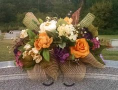 Fall 2014 for Pearl's grave