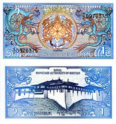 1 Nugultrum UNC Banknote
