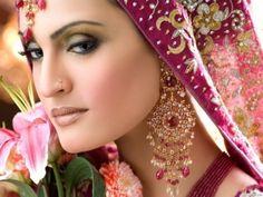 My fav Pakistani model, Nadia Hussain.