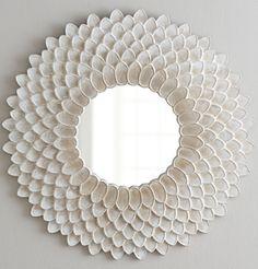 Chantal Pearlescent Mirror
