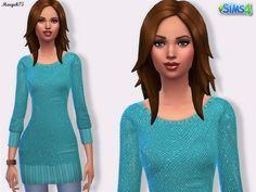 Sims 3 Addictions: Sims 4 Sequin Jumper