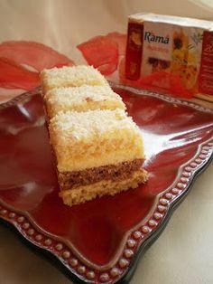 Prajitura Delicia - Bucataresele Vesele Vanilla Cake, Cheesecake, Baking, Desserts, Cakes, Food, Cream, Tailgate Desserts, Deserts