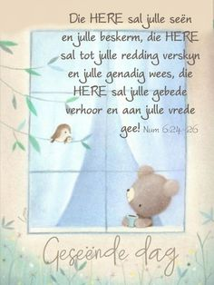 Bible Quotes, Bible Verses, Lekker Dag, Goeie More, Inspirational Qoutes, Afrikaans, Good Morning, Motivation, Signs