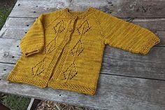 Ravelry: Martinmas Sweater pattern by Katherine M. Johnson