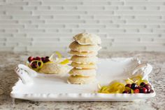 Decadent Lemon and Ricotta Cookies – Samantha Sommelier