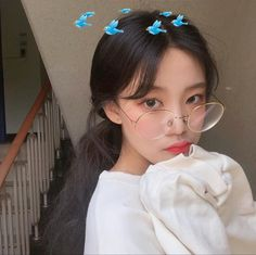 im so happy with my skin rn,,, its so soft n smooth like agghh! ♡ (this is a roleplay type account. if the original picture belongs to you, lmk and i can take it down) Pretty Korean Girls, Korean Beauty Girls, Cute Korean Girl, Pretty Asian, Asian Beauty, Asian Girl, Korean Girl Photo, Girl Korea, Ulzzang Korean Girl
