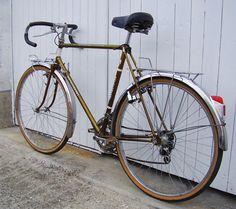 Vélo Randonneuse Motoconfort 650B Demi Course Cyclotouriste Randonneur | eBay