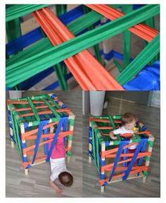 Montessori de 1 a 2 años