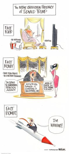The Donald Trump Comics And Cartoons | The Cartoonist Group