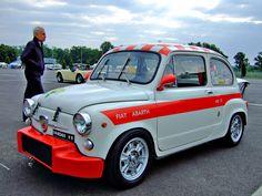 '65 Fiat Abarth 850TC