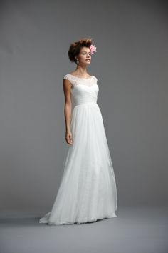 Watters Salida Gown available from Adorn Bridal www.adornbridal.ie