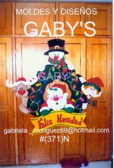 Corona santa y sus amigos de Gaby's corregido moldes completos