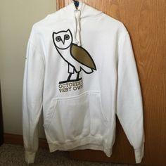OVO (Drake) hoodie Never worn. OVO Drake hoodie. Perfection condition. AWSI's Tops Sweatshirts & Hoodies