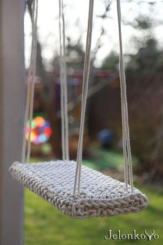 Jelonkovo kids swing