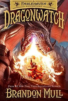 Download Now Dragonwatch: A Fablehaven Adventure by Brandon Mull___In the long-awaited sequel to Fablehaven, the dragons who have been kept at the dragon sanctuaries no longer consider them safe havens, but prisons and they want their freedom. The dragons are no longer our allies....  In the hidden dragon sanctuary of Wyrmroost, Celebrant the Just, King of the Dragons, plots his revenge. He has long seen the sanctuaries as prisons, and he wants nothing more than to overthrow his captors…