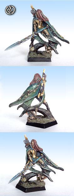 Wood Elf Highborn Lord                                                                                                                                                                                 More