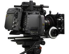 F65 CineAlta Movie Camera.