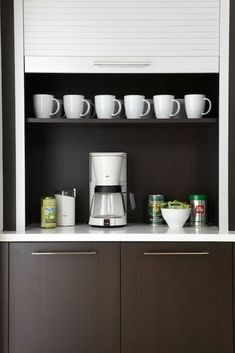 7 COFFEE STATION IDEAS TO PERFECT YOURS AT HOME #CoffeeStation #DIY #Cofee #Station #Ideas #Room #CoffeTable #HomeCoffeeBar #OfficeCoffeeBar #CoffeeBar #Barideas #CoffeeMaker #CoffeeStorage #CoffeeStation