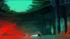 Dead by MOUCHbart.deviantart.com on @DeviantArt
