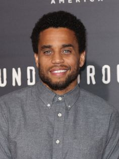 Michael Ealy Photos Photos - Michael Ealy is seen attending WGN America's…