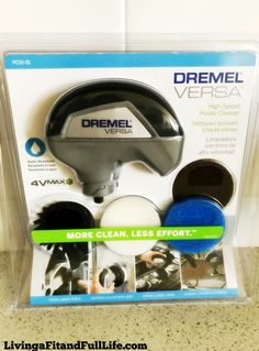Clean Like Never Before with the Dremel Versa Power Cleaner Kit! @dremel