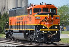 RailPictures.Net Photo: BNSF 8130 BNSF Railway EMD SD60M at Lincoln, Nebraska by Craig Walker