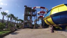Aqualand Water Park Tenerife Costa Adeje 2016