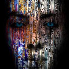 "Saatchi Art Artist Tehos Frederic CAMILLERI; New Media, ""Tehos - Lillu - Limited Edition 29 of 30"" #art"