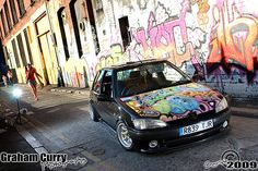 Peugeot 106 GTi-D by Graham Curry, via Flickr