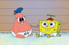Funny Best Friends Sponge Bob And Patrick Star For Iphone 6 Cover Case Set Spongebob Patrick, Spongebob Memes, Spongebob Squarepants, Patrick Star Funny, Cartoon Wallpaper Iphone, Cute Disney Wallpaper, Cute Cartoon Wallpapers, Wallpaper Spongebob, Spongebob Drawings