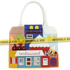 """Яркая разноцветная сумка """"B&B"""" (AS05)  #сумка #мода #bag #купить"""